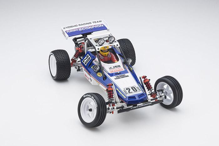 Kyosho Buggy Turbo Scorpion Legendary Series 18
