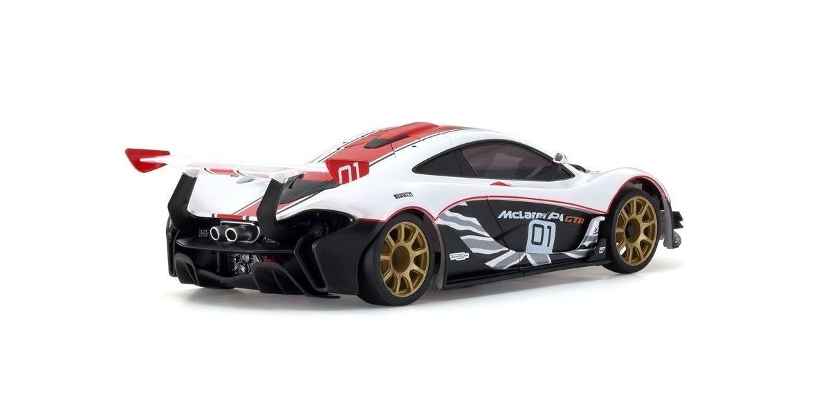 Kyosho Mini-z RWD McLaren P1 GTR 02