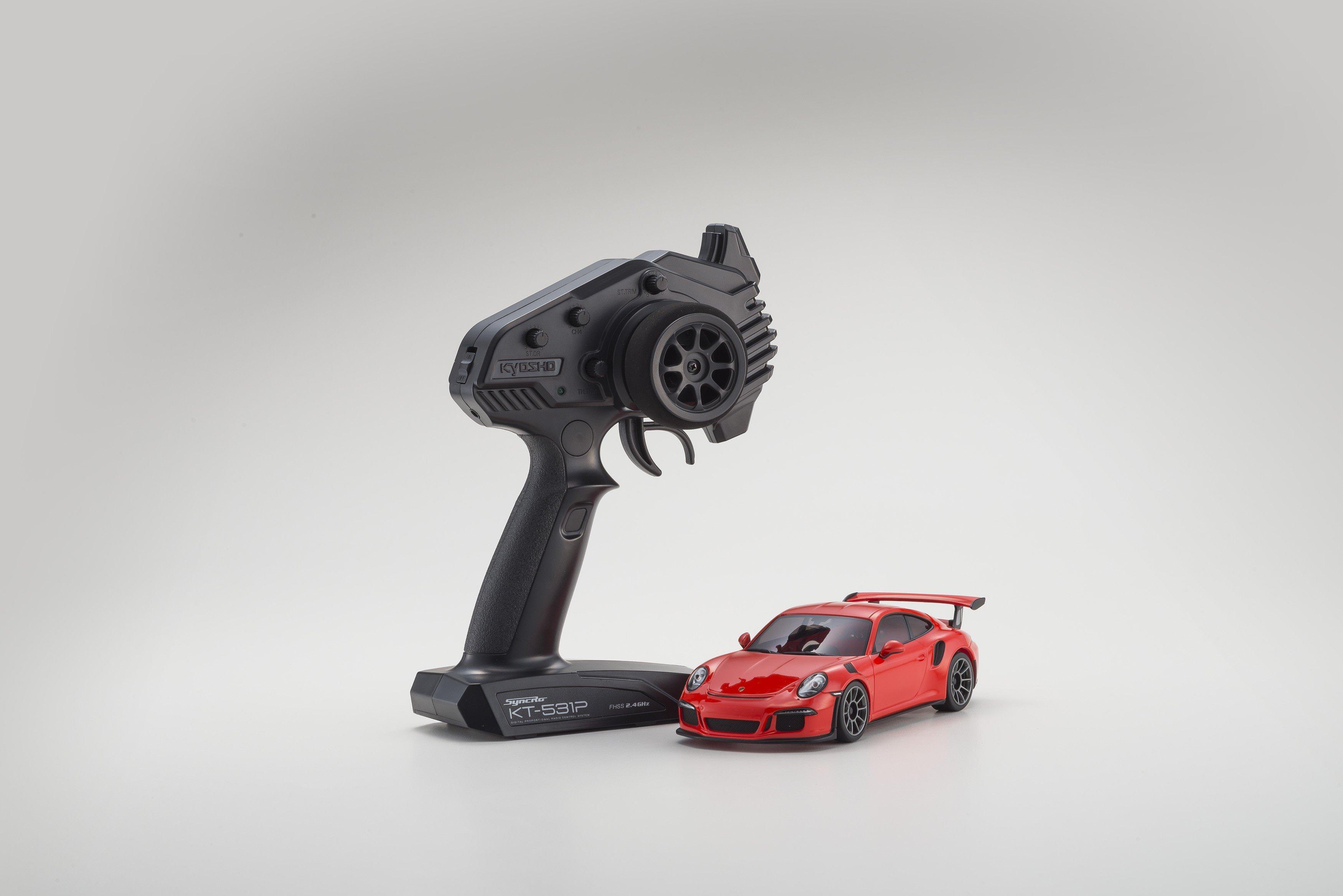 Kyosho Mini-z RWD Porsche 911 GT3 01