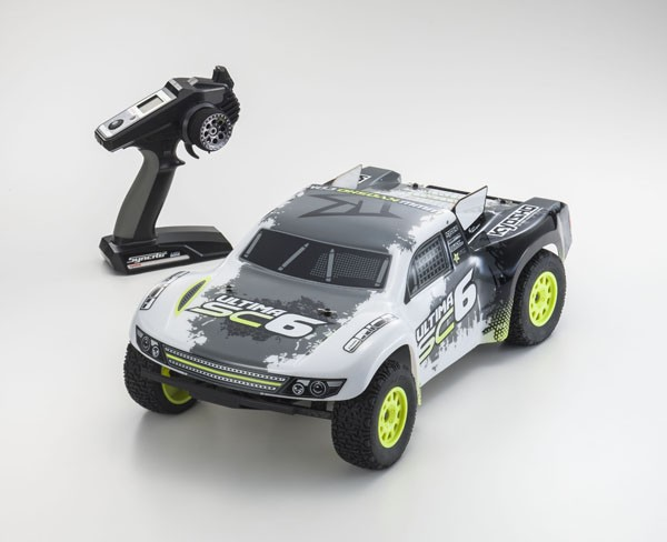 Kyosho Ultima SC6 2wd Elettrico Short Course 01