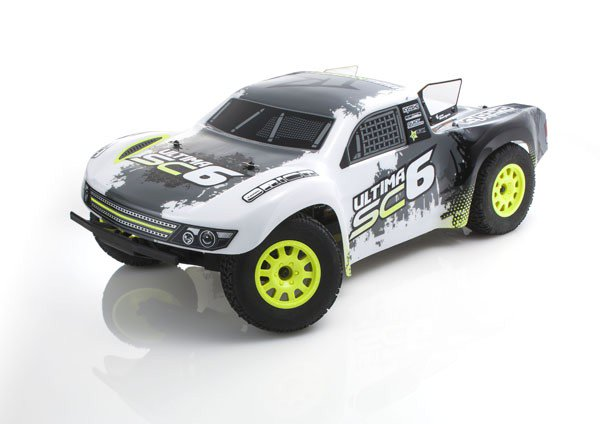 Kyosho Ultima SC6 2wd Elettrico Short Course 02