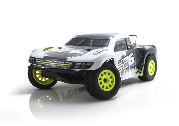 Kyosho Ultima SC6 2wd Elettrico Short Course 03