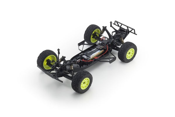 Kyosho Ultima SC6 2wd Elettrico Short Course 04