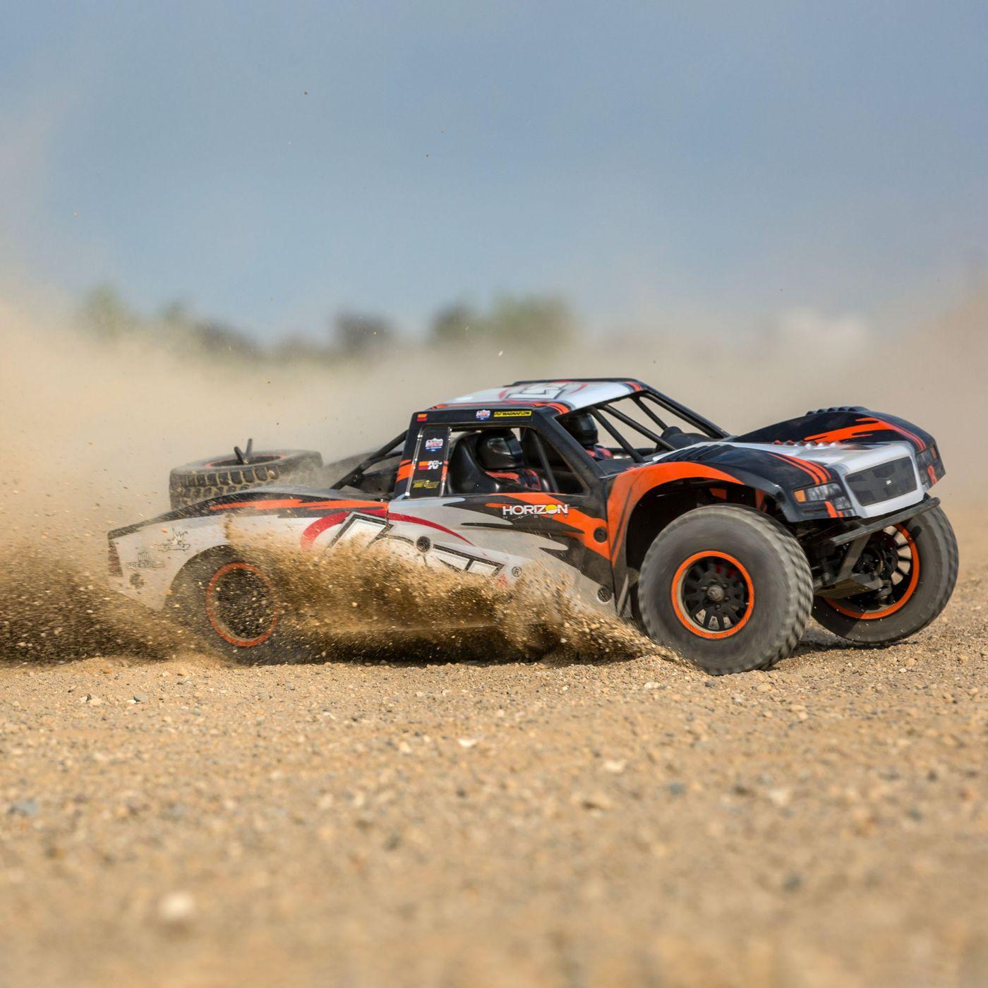 Losi Baja Rey Desert Racer brushless bnd 5