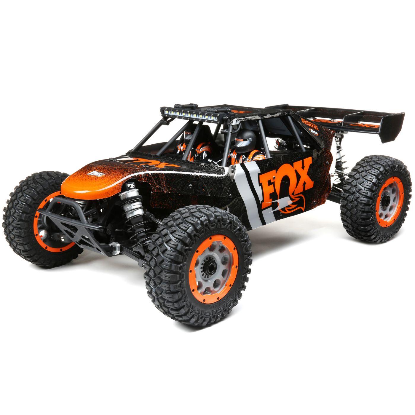 Losi Desert Buggy DBXL-E 2.0 4WD Brushless 1/5 01