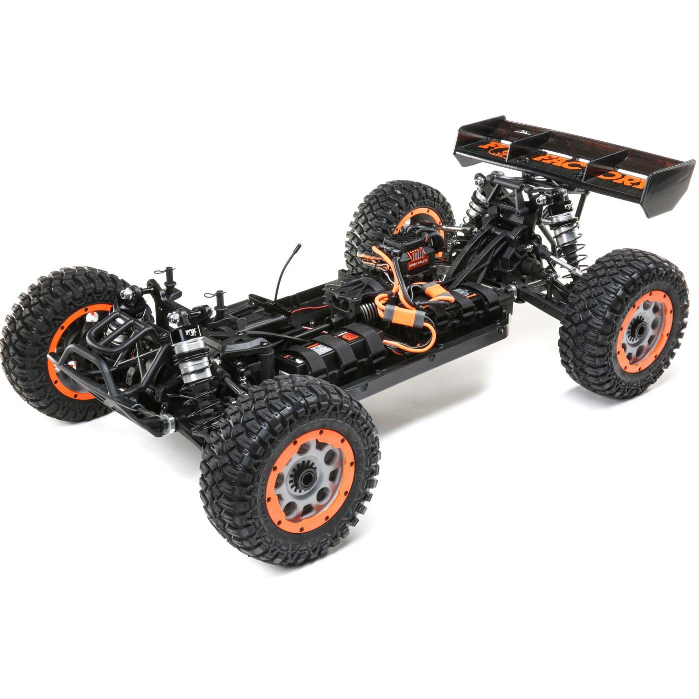 Losi Desert Buggy DBXL-E 2.0 4WD Brushless 1/5 02