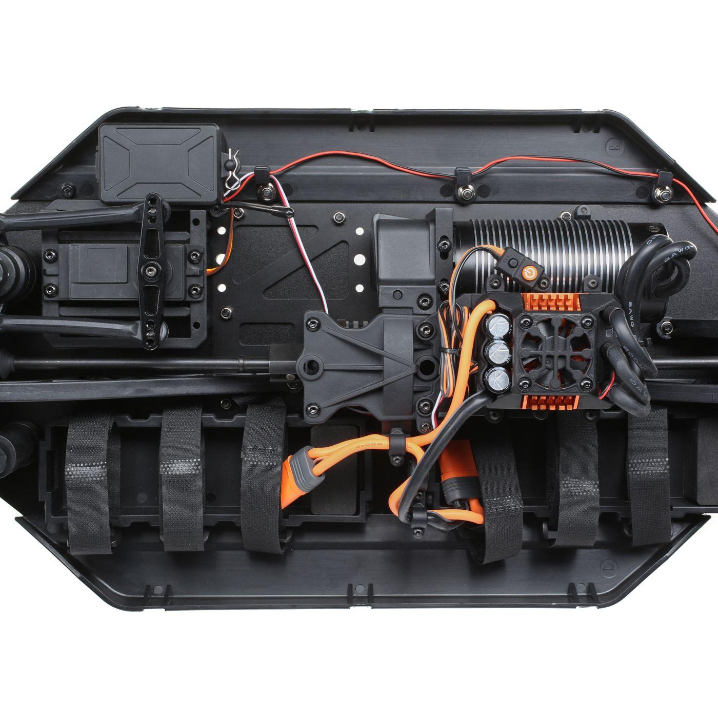 Losi Desert Buggy DBXL-E 2.0 4WD Brushless 1/5 03