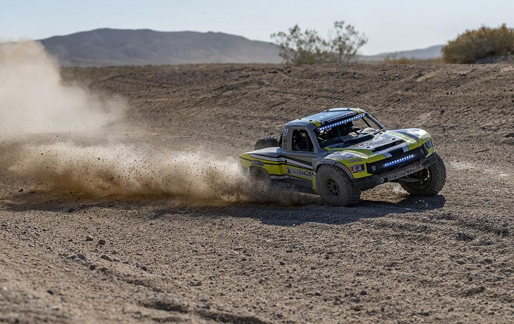desert truck super baja rey 2 blu 21