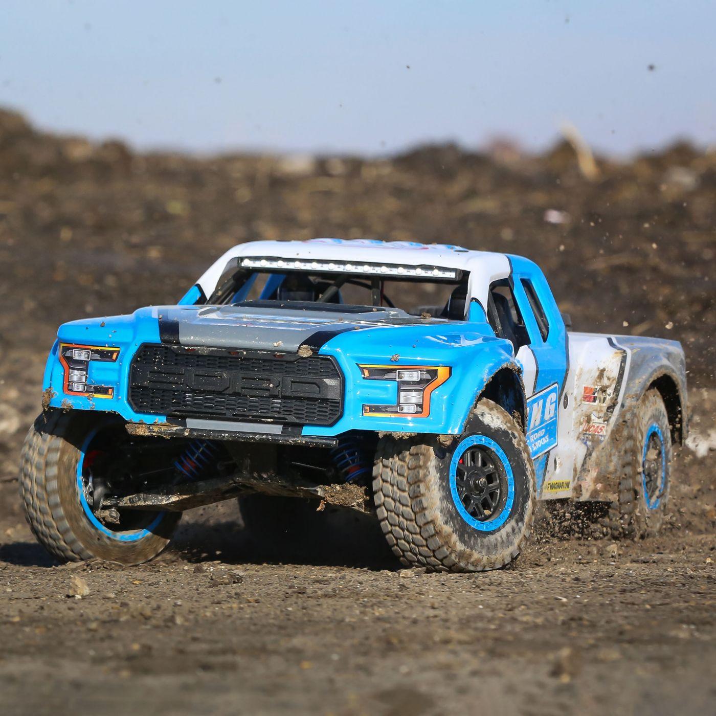 Losi Ford Raptor Baja Desert brushless King rtr 2