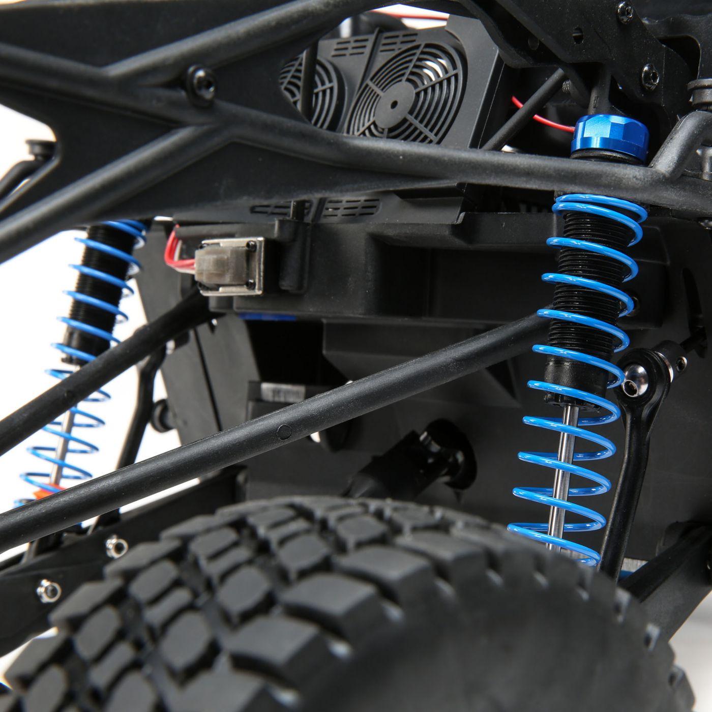 Losi Ford Raptor Baja Desert Racer brushless rtr 7