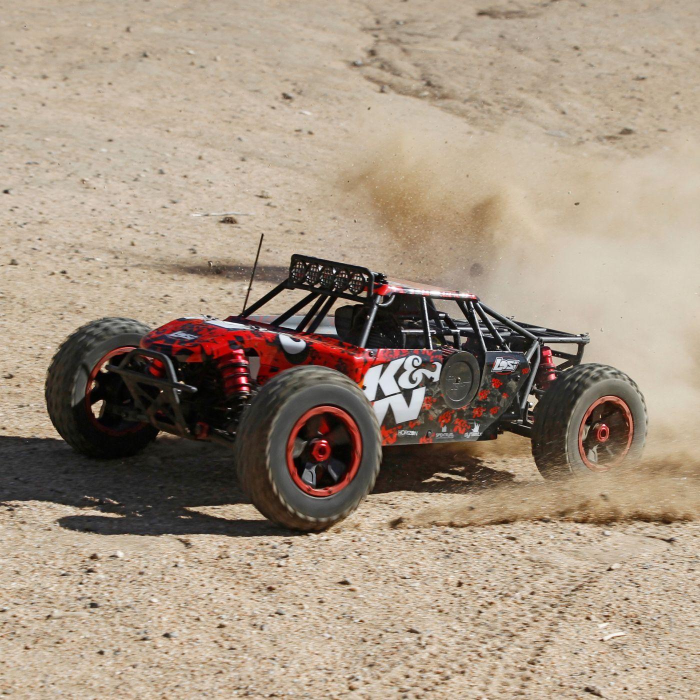 Losi K & N Desert Buggy XL Gas 23cc 1/5 4WD RTR 10