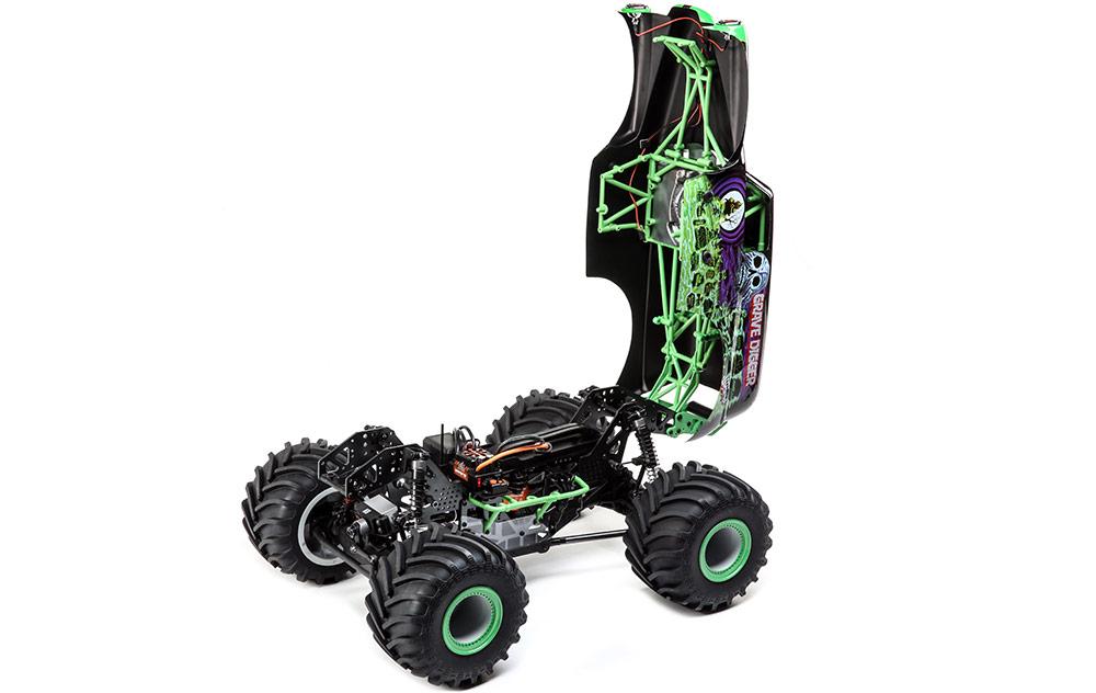 lmt monster truck rtr 06
