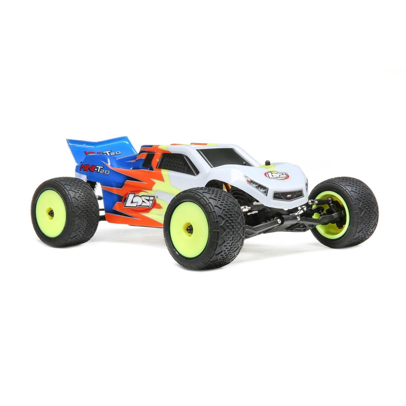 Losi Mini T 2.0 2wd Stadium Truck 1/18 RTR 02