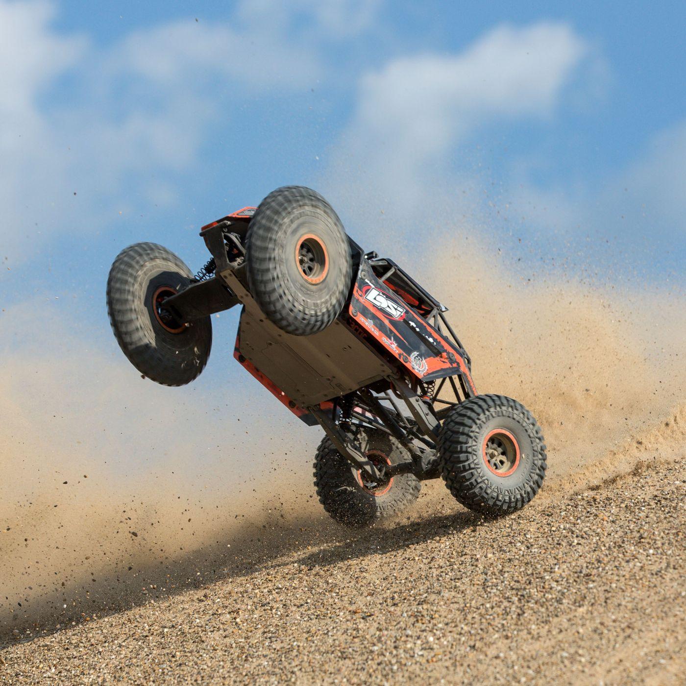 Losi Rock Rey Buggy Rock Racer brushless avc bnd 10