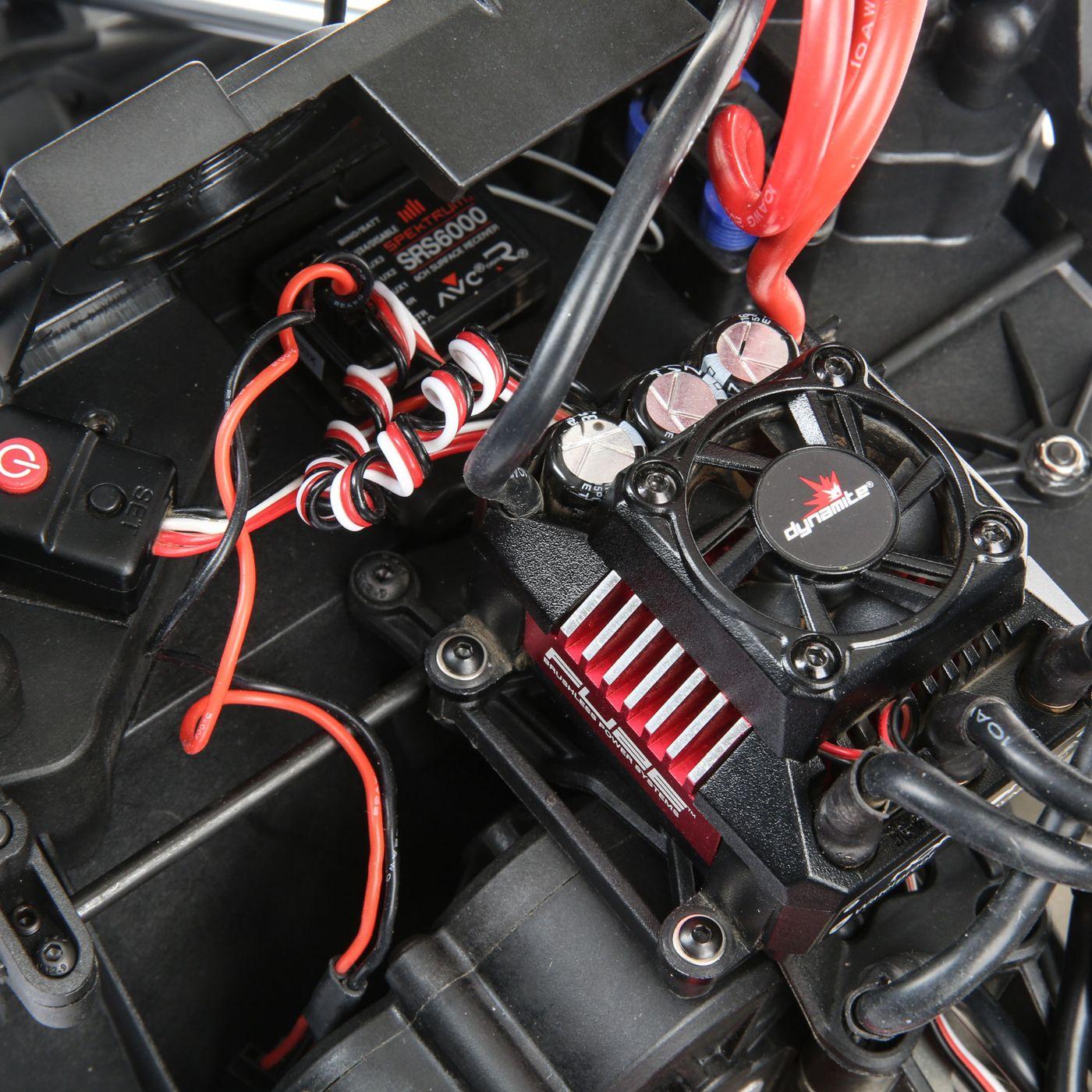 Losi Super Baja Rey Brushless 1/6 4WD RTR 4