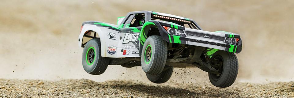Losi Super Baja Rey Brushless 1/6 4WD RTR 13