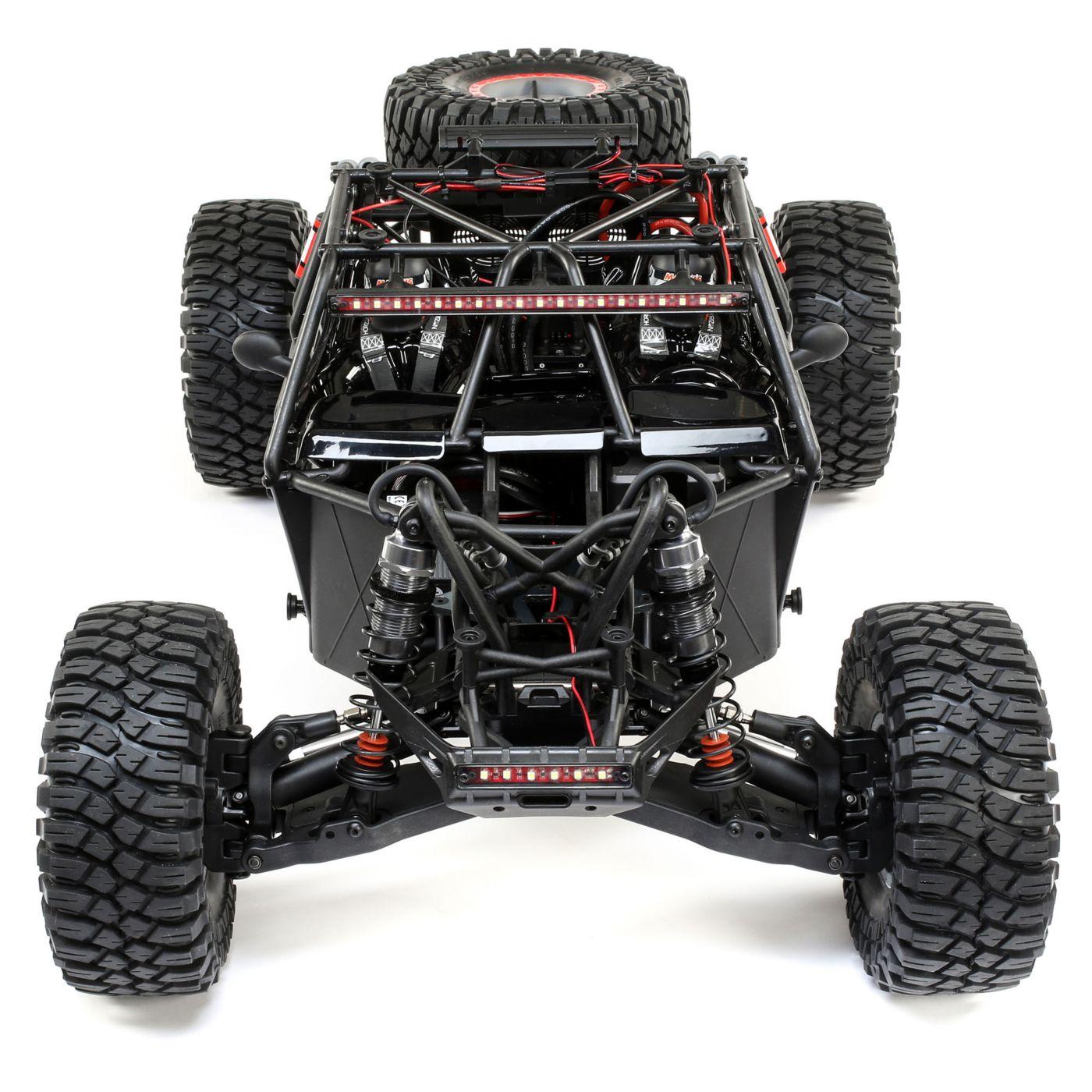 Losi Super Rock Rey Rock Racer brushless avc rtr 7
