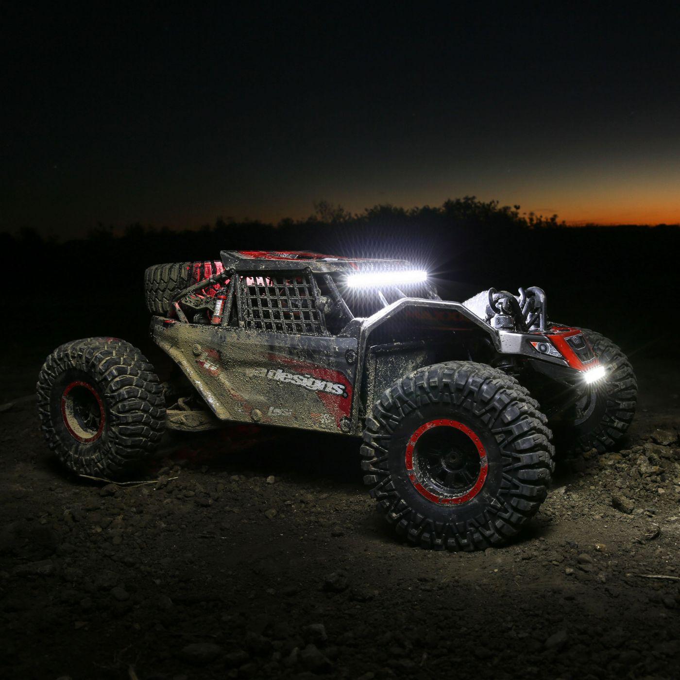 Losi Super Rock Rey Rock Racer brushless avc rtr 13