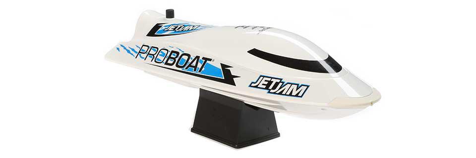 ProBoat Jet Jam 12 Jet Boat RTR 01