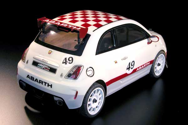 Queens of the road fiat 500 abarth assetto corse rtr main