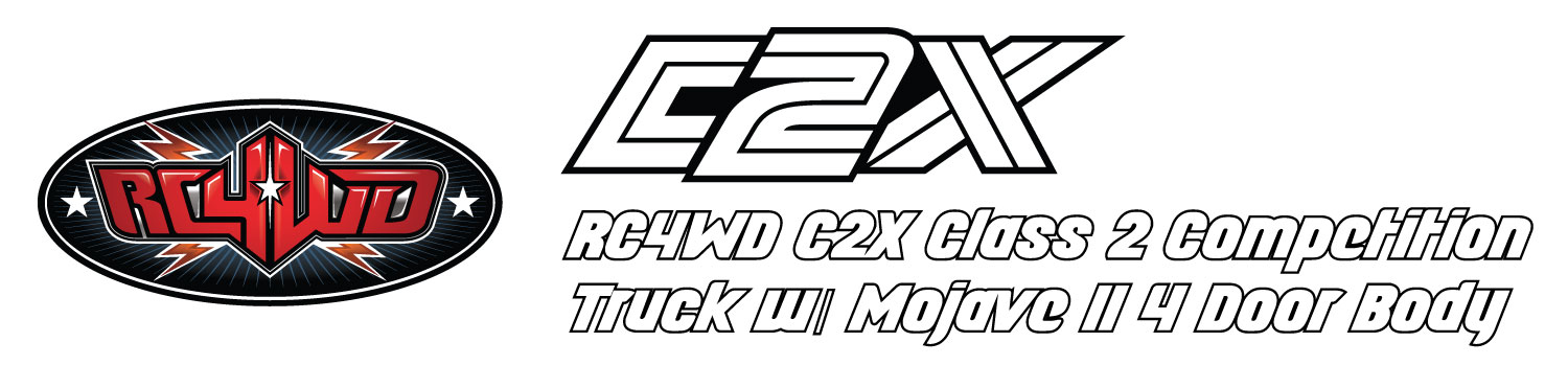 Rc4wd C2X competition scaler logo