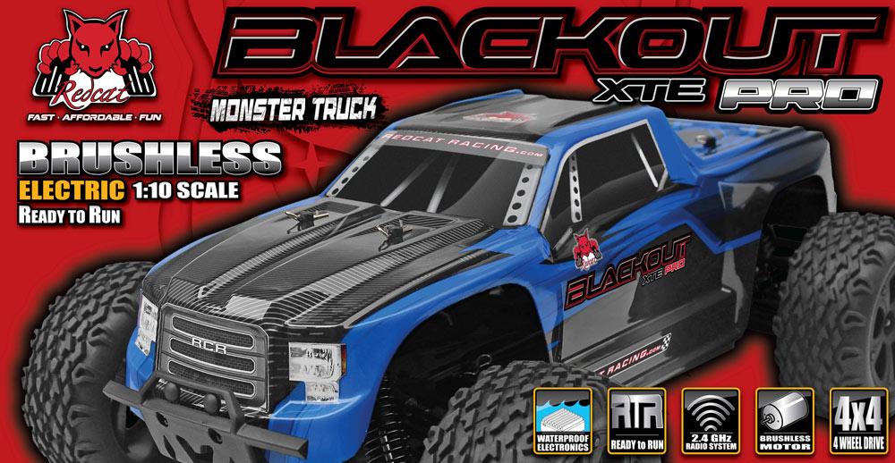 redcat blackout xte pro brushless rtr 01