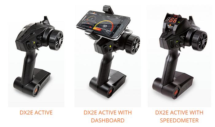 Spektrum DX2e Active 2ch Transmitter with SR310 2