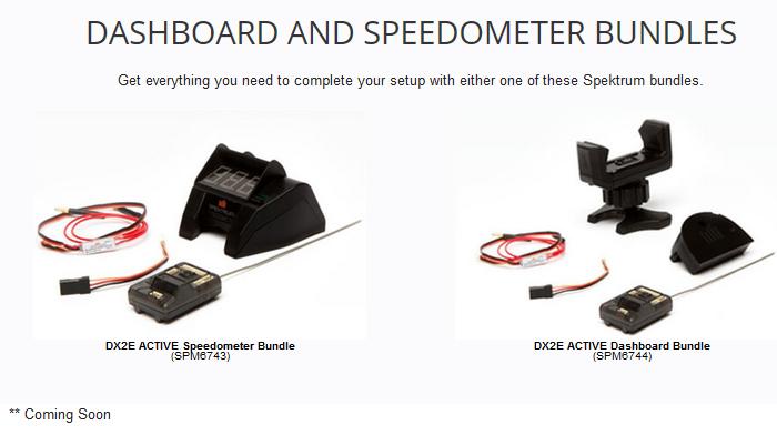 Spektrum DX2e Active 2ch Transmitter with SR310 8