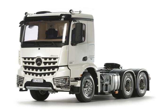 Tamiya Mercedes Arcs 3363  6x4 kit 1