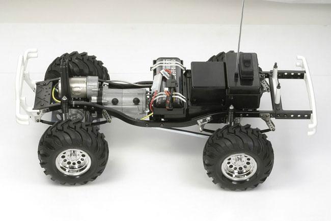 Tamiya Bruiser 4x4 Truck 1-14 kit 3