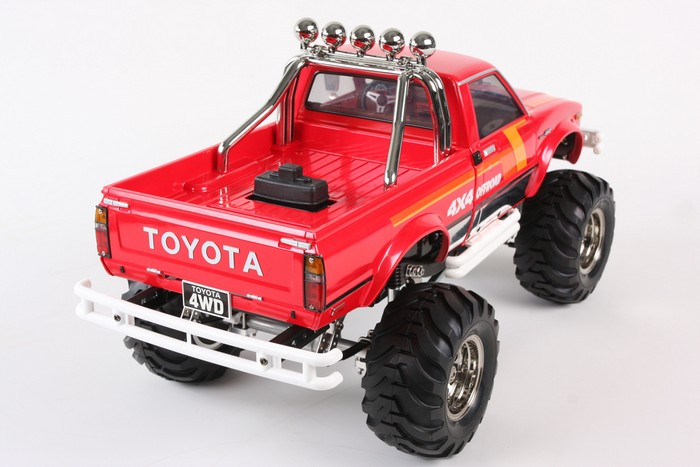 Tamiya Mountain Raider Limited 4x4 kit 2