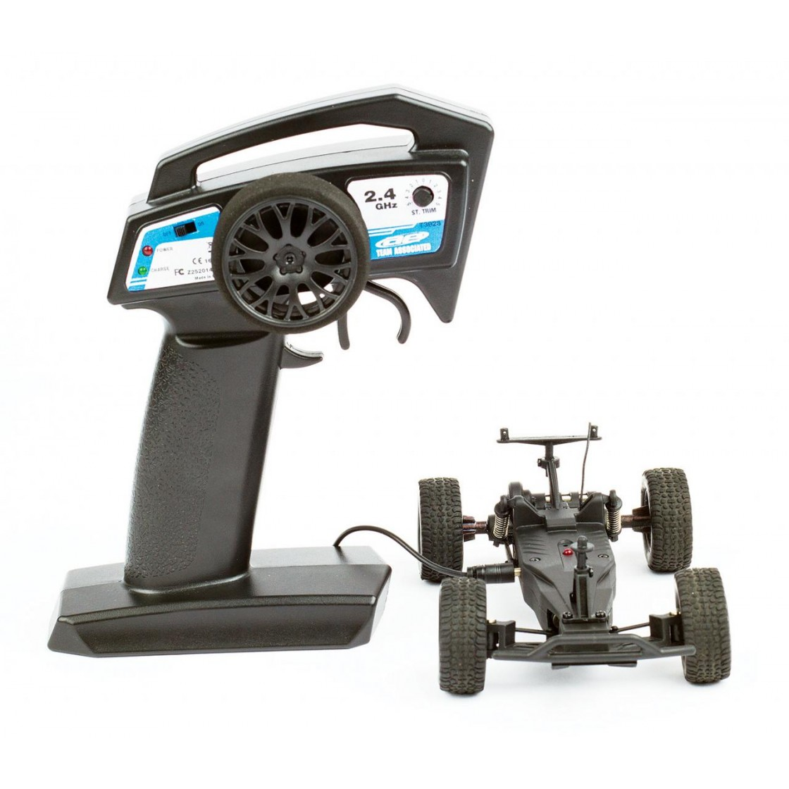 team associated Fox Factory SC28 Off-Road 2WD RTR 02