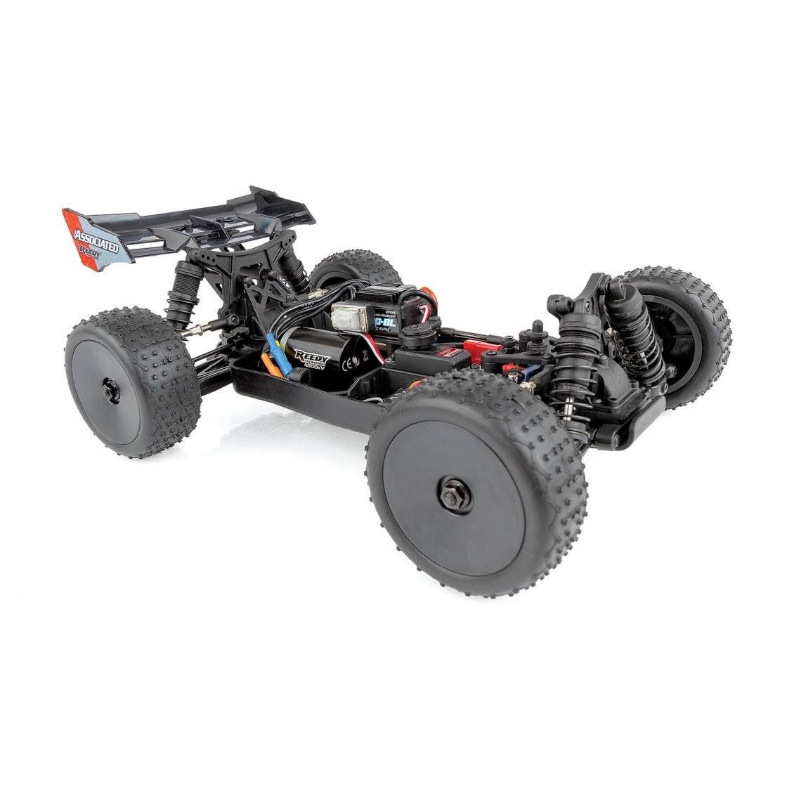 Team Associated Reflex 1-14 Buggy Brushless 4WD RTR 03