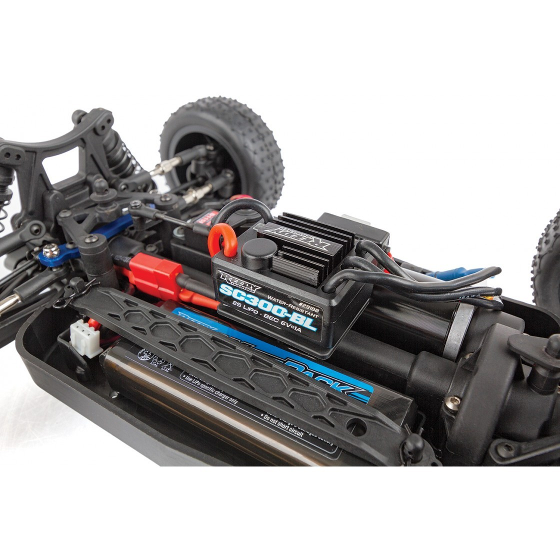 Team Associated Reflex 1-14 Buggy Brushless 4WD RTR 04