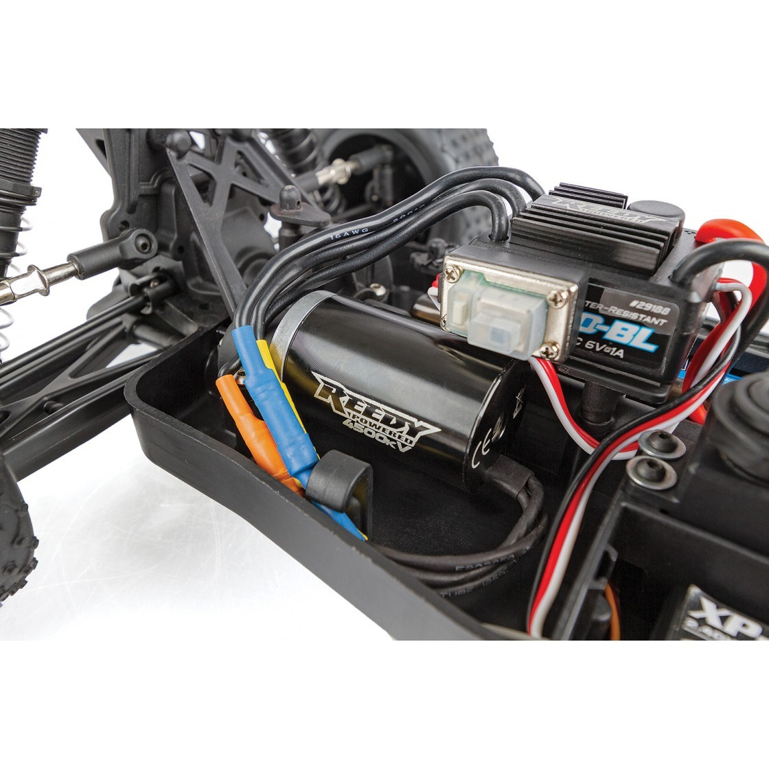 Team Associated Reflex 1-14 Buggy Brushless 4WD RTR 02