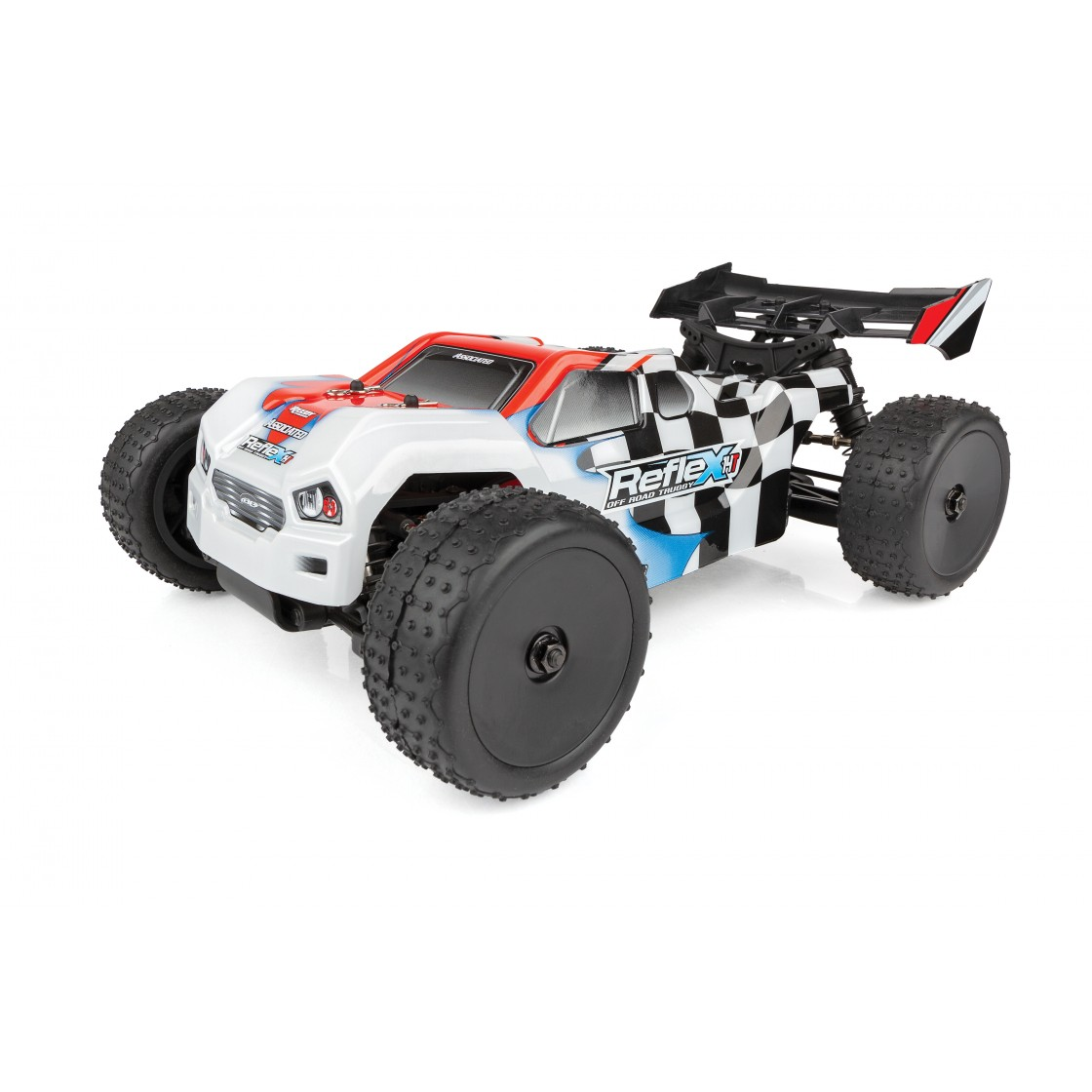 Team Associated Reflex 14T Buggy Brushless 4WD RTR 02