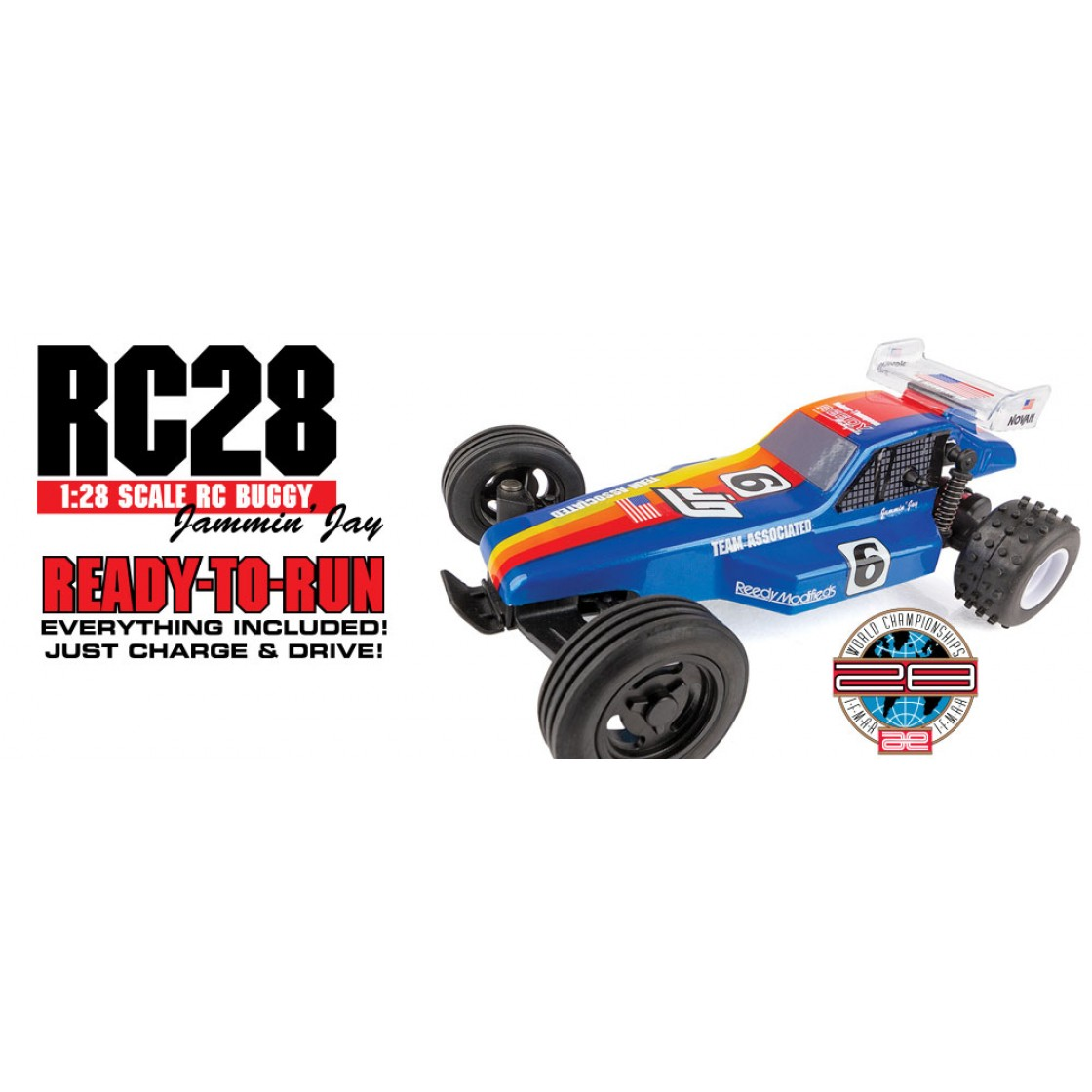 team associated jammin j. halsey r. 2wd rtr 01