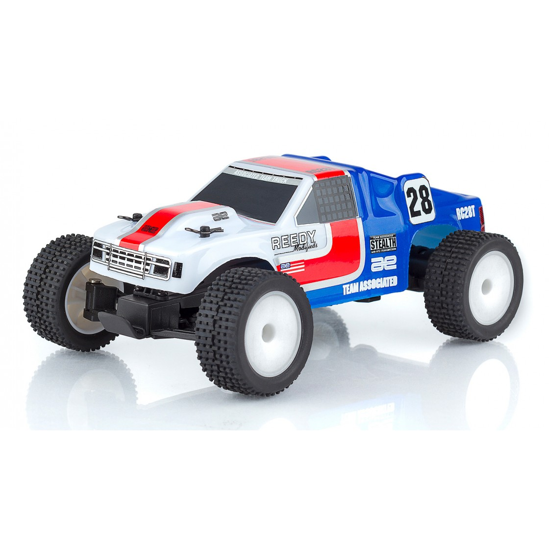 team associated RC28T Off-Road 2WD RTR 02