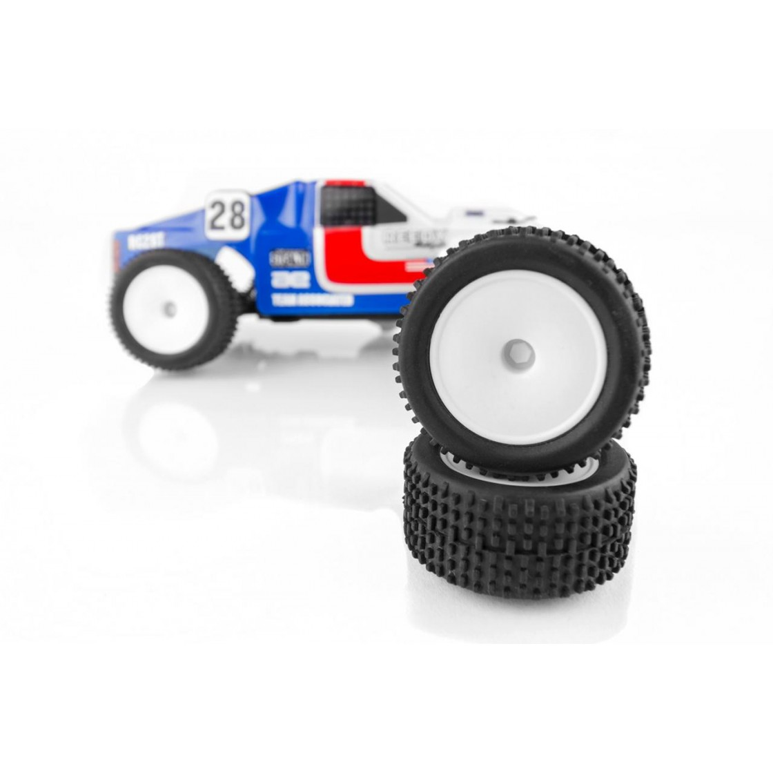 team associated RC28T Off-Road 2WD RTR 03