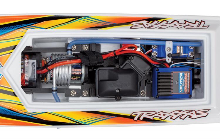 Traxxas Blast 2019 rc race boat rtr tq 05b