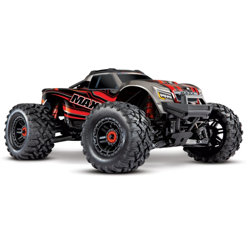 Traxxas Maxx 4s 1/10 Monster rtr 01 NEW 2019