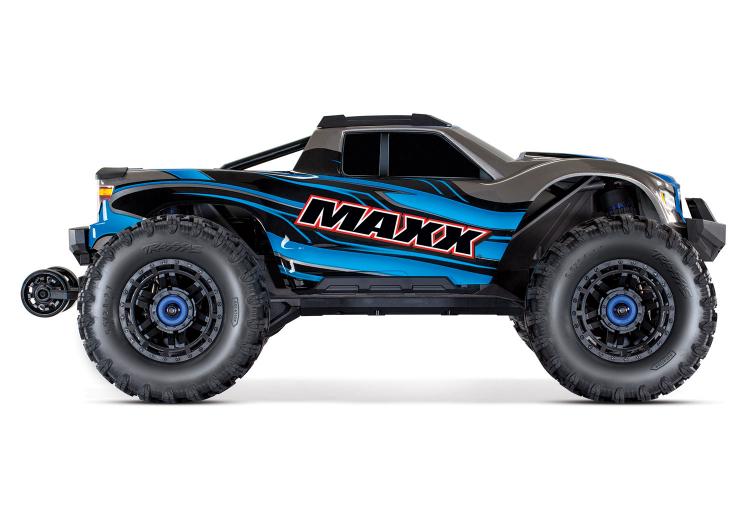 Traxxas Maxx 4s 1/10 Monster rtr 02 NEW 2019