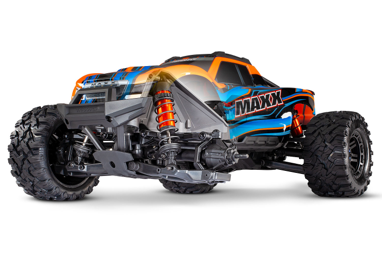 Traxxas Maxx 4s 1/10 Monster rtr NEW 2019 03