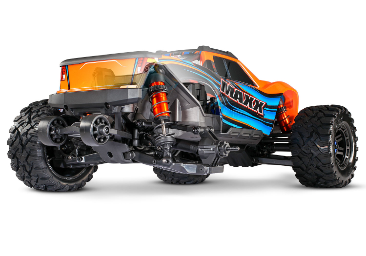 Traxxas Maxx 4s 1/10 Monster rtr NEW 2019 04