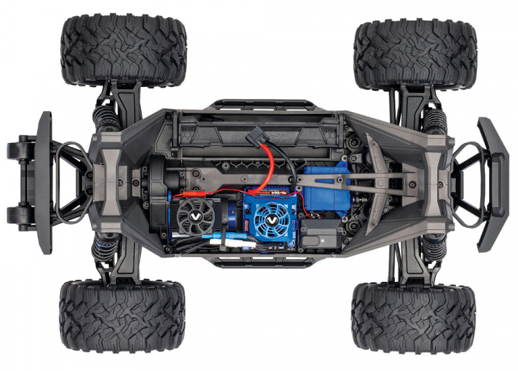 Traxxas Maxx 4s 1/10 Monster rtr NEW 2019 05