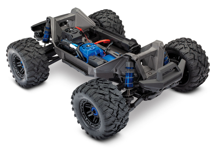 Traxxas Maxx 4s 1/10 Monster rtr NEW 2019 06