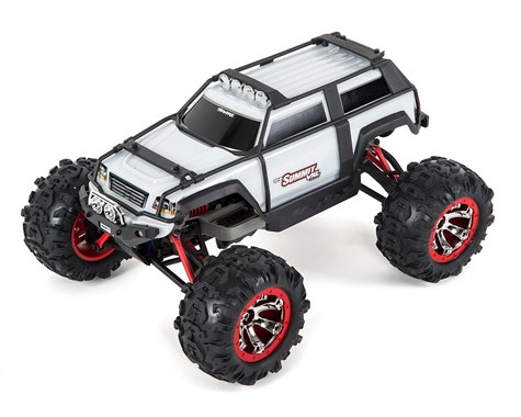 Traxxas Summit 1/16 White VXL TSM 01