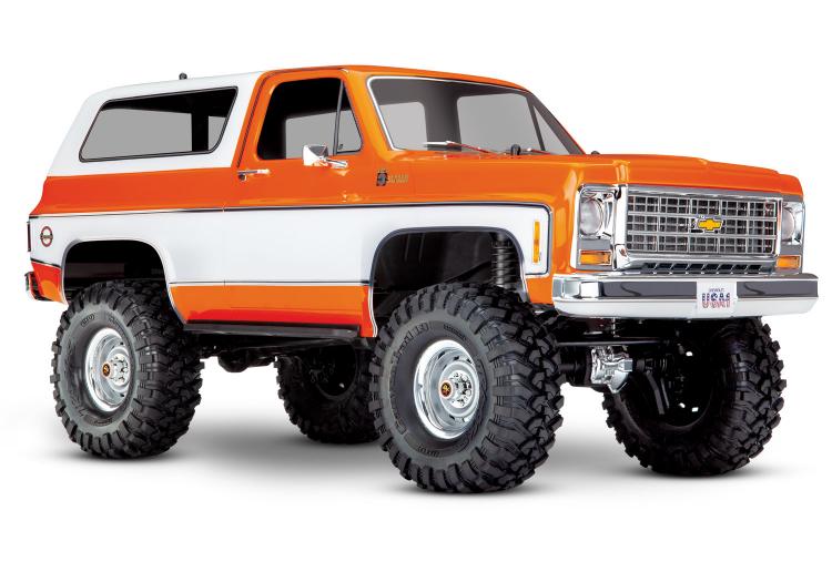 Traxxas TRX4 Chevy Blazer 4x4 rtr 1