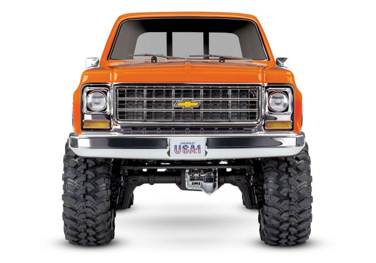 Traxxas TRX4 Chevy Blazer 4x4 rtr 3