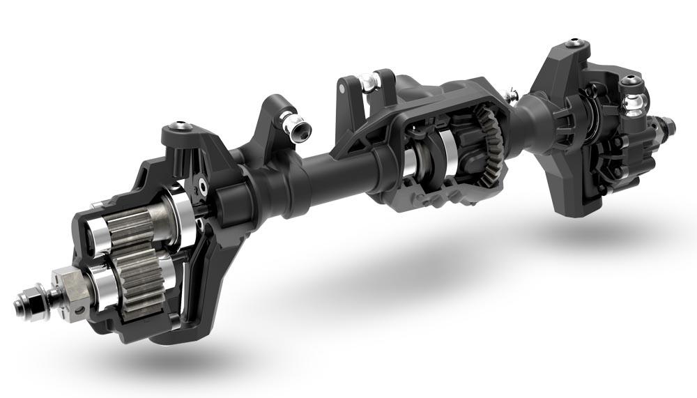 Traxxas TRX4 Land Rover Scaler 4x4 rtr 9